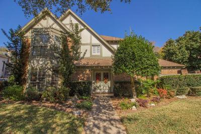 Single Family Home For Sale: 15919 Craighurst Drive