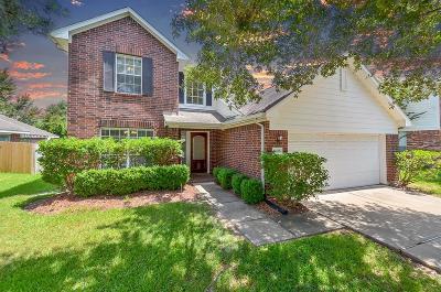 Cinco Ranch Single Family Home For Sale: 24626 Kingston Hill Lane