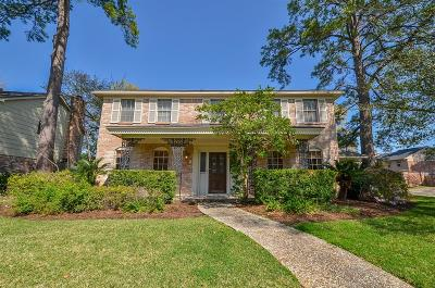 Houston Single Family Home For Sale: 14402 Chadbourne Drive