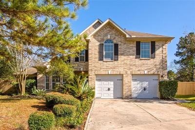 Humble Single Family Home For Sale: 18010 Moss Cove Court