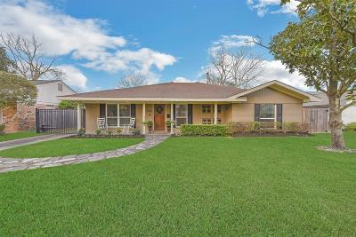 Houston Single Family Home For Sale: 5506 Bankside Drive