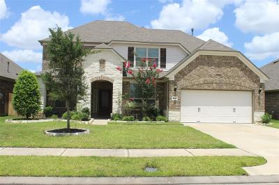 Katy Single Family Home For Sale: 4323 Lasker Brook Court