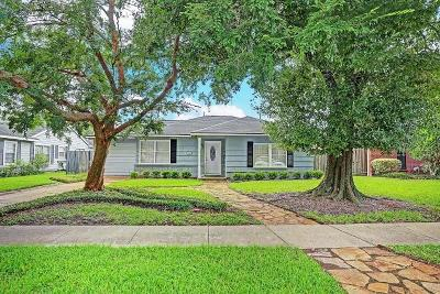 Bellaire Single Family Home For Sale: 4602 Pine Street
