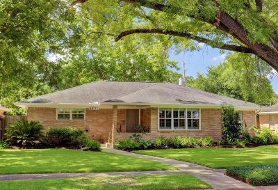 Houston Single Family Home For Sale: 5431 Stillbrooke Drive
