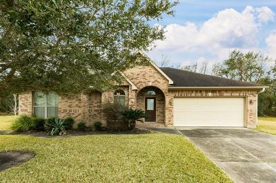 Alvin Single Family Home For Sale: 2015 Brentwood Drive