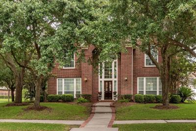 Galveston County, Harris County Single Family Home For Sale: 15422 Bay Cove Court