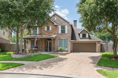 League City TX Single Family Home For Sale: $385,000