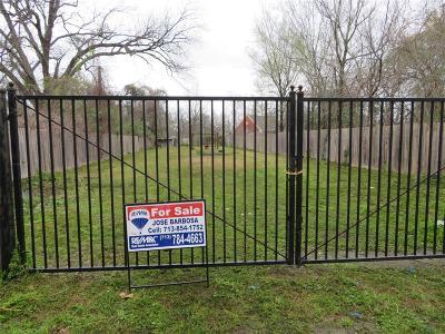 Houston Residential Lots & Land For Sale: 820 Elkhart Street