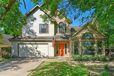 Montgomery Single Family Home For Sale: 3402 Country Club Boulevard