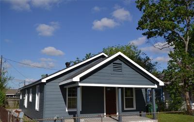 Houston Single Family Home For Sale: 3301 Kirk Street