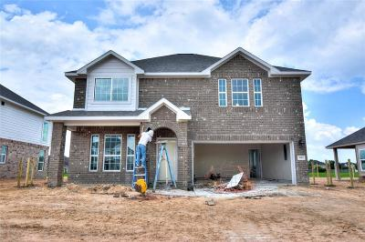Pearland Single Family Home For Sale: 3614 Gracie Circle