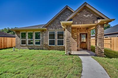 Bellville Single Family Home For Sale: 739 High Oaks Drive