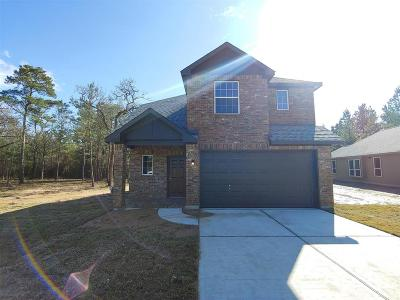 Magnolia Single Family Home For Sale: 25121 Calvary Charge