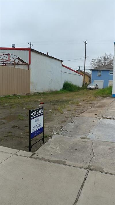 Galveston Residential Lots & Land For Sale: 4521 Broadway Street E
