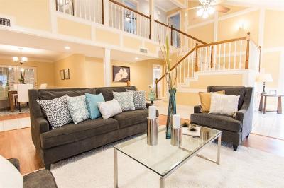 Jersey Village Single Family Home For Sale: 15910 Seattle Street