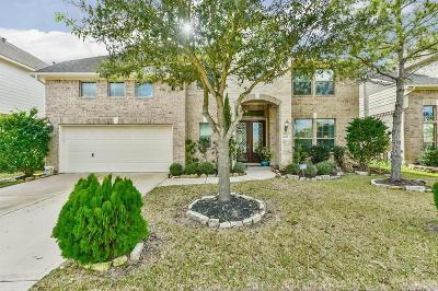 Cypress Single Family Home For Sale: 8515 Powell Ridge Drive