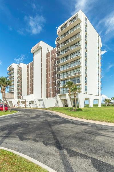 Galveston Mid/High-Rise For Sale: 415 East Beach Drive #307
