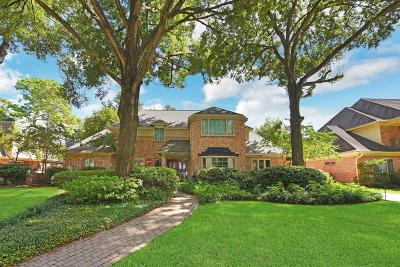 Houston Single Family Home For Sale: 5515 Pine Arbor Drive