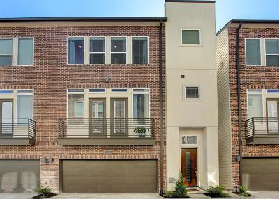 Houston Single Family Home For Sale: 5521 Larkin Street #B