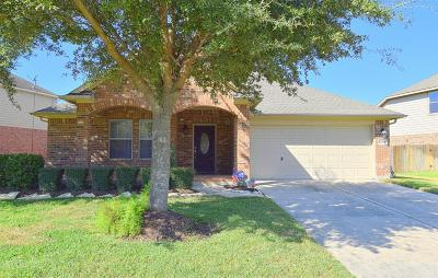 Katy TX Single Family Home For Sale: $244,900