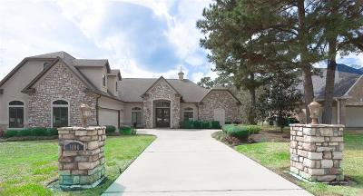 Montgomery Single Family Home For Sale: 1090 Bentwater Drive
