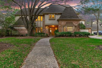 Spring Single Family Home For Sale: 16110 Hexham Drive