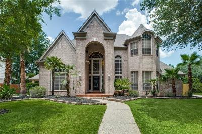 Kingwood Single Family Home For Sale: 2802 Evergreen Cliff Trail