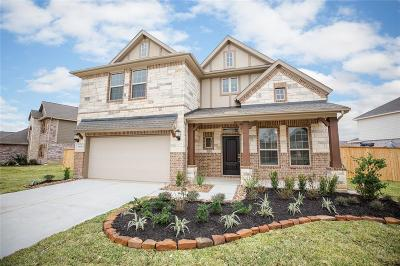 Hockley Single Family Home For Sale: 17538 Cypress Hilltop Way