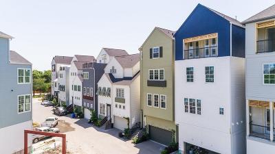 Houston Single Family Home For Sale: 4028 Woodshire Village Estates