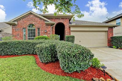Pearland Single Family Home For Sale: 3108 W Trail Drive