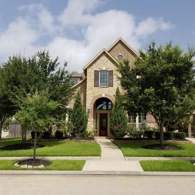 Cypress Single Family Home For Sale: 16803 Thomas Ridge Lane