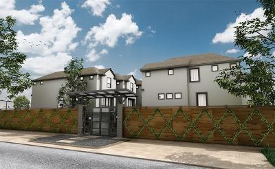 Houston Single Family Home For Sale: 4235 Allen Street