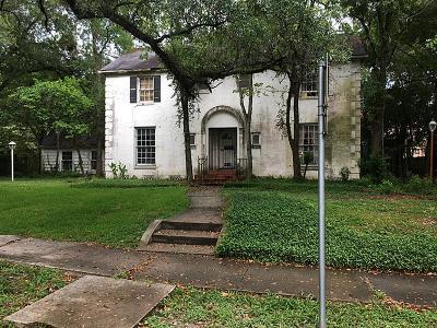 Houston Single Family Home For Sale: 5303 Mandell Street
