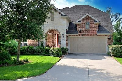 The Woodlands Single Family Home For Sale: 30 Estherwood Place