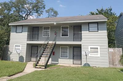 Houston Multi Family Home For Sale: 14031 Garber Lane