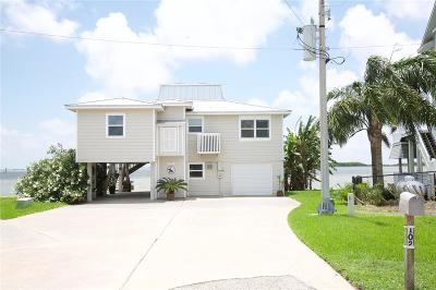 Galveston Single Family Home For Sale: 102 Majuro Drive