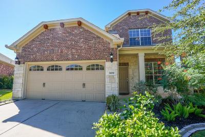 Katy Single Family Home For Sale: 6342 Alpine Trail Lane