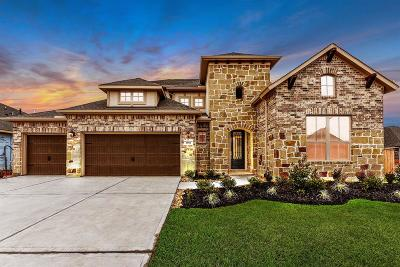 Tomball Single Family Home For Sale: 8902 Stonebriar Creek Crossing