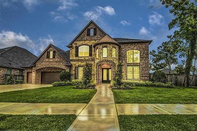 Sugar Land Single Family Home For Sale: 5306 Bellmont Park Court