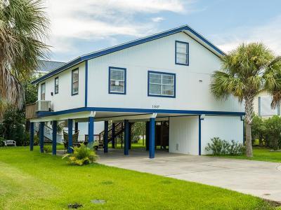 Galveston Single Family Home For Sale: 13807 San Domingo Drive