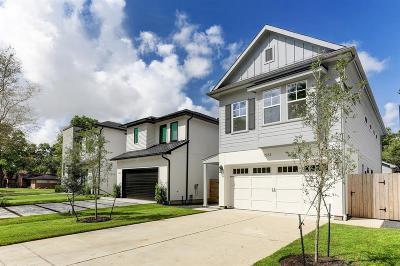 Houston Single Family Home For Sale: 1523 Auline Lane