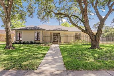 Houston Single Family Home For Sale: 4075 Merrick Street