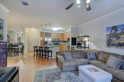 Houston Condo/Townhouse For Sale: 1711 Old Spanish Trail #102