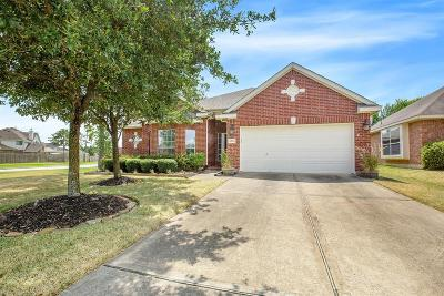 Tomball Single Family Home For Sale: 12703 Carriage Glen Drive