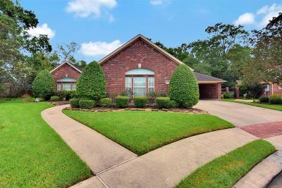 Friendswood Single Family Home For Sale: 512 Pine Creek Drive