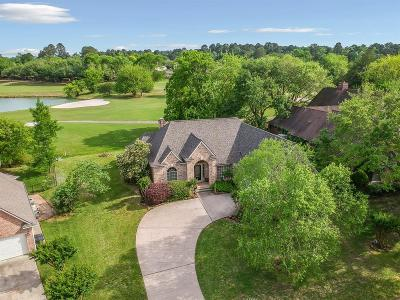 Montgomery County Single Family Home For Sale: 120 Spring Lake Drive