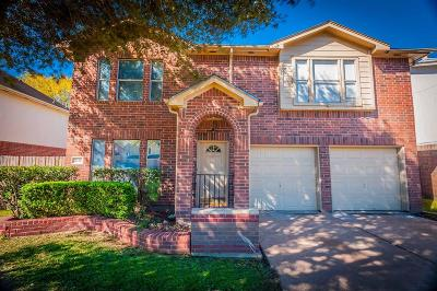 Missouri City Single Family Home For Sale: 2114 Redcoat Lane