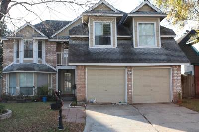 Houston Single Family Home For Sale: 3118 Hollow Creek Court