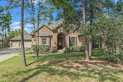 Single Family Home For Sale: 17902 Country Fields