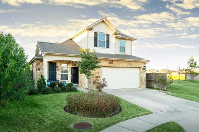 Tomball Single Family Home For Sale: 12902 Taper Reach Drive